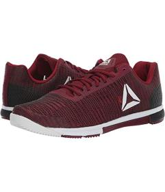 Reebok Rustic Wine/Black/Spirit White/Atomic Red