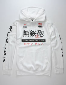 YOUNG & RECKLESS Shibuya Mens Hoodie_