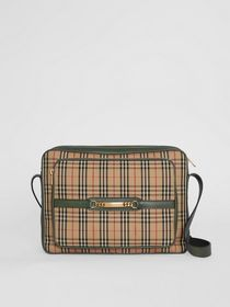 Burberry The Large 1983 Check Link Camera Bag in D