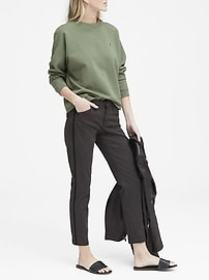 Petite Sloan Skinny-Fit Side-Stripe Chino