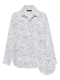 Dillon Classic-Fit Floral Shirt