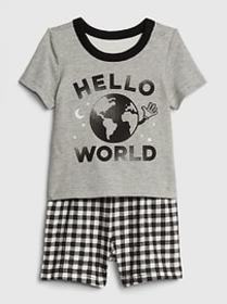 Baby 2-In-1 Shorty One-Piece