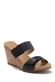 Chinese Laundry Team Player Wedge Sandal
