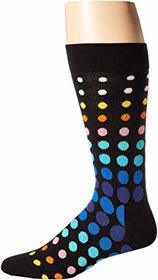 Happy Socks Faded Disco Dot Sock