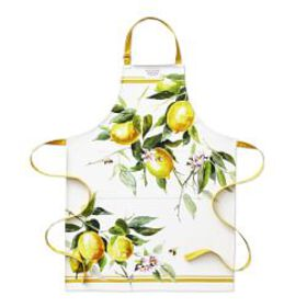 Painterly Citrus Apron