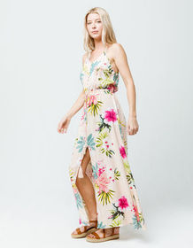 RIP CURL Sweet Aloha Vanilla Maxi Dress_