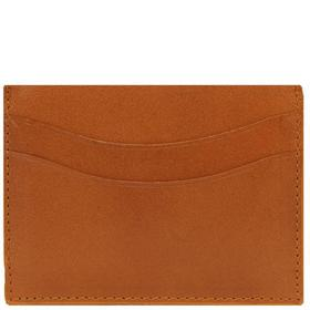Wilsons Leather Front Pocket Slim Leather Card Cas