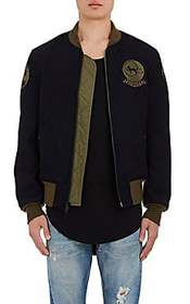 Perfecto Brand by Schott NYC MA-1 Wool-Blend Bombe