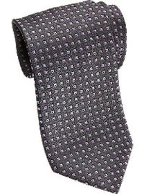 Awearness Kenneth Cole Purple Square Dot Extra Lon