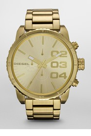 Diesel Men's Double Down 51 Watch