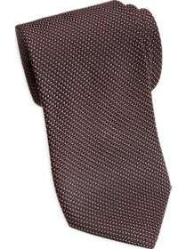 Awearness Kenneth Cole Burgundy Tic Extra Long Nar