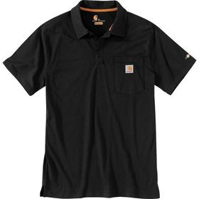 Carhartt Force Cotton Delmont Pocket Polo Shirt -