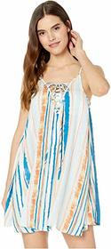 Roxy Softly Love Printed Dress Cover-Up