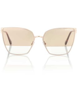 Tom Ford Metal sunglasses