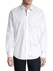 BOSS Regular-Fit Classic Shirt WHITE
