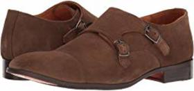 CARLOS by Carlos Santana Passion Double Monk Strap