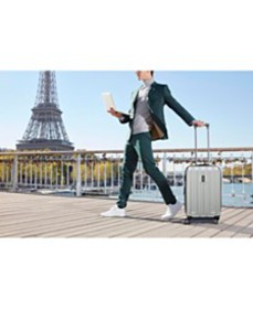 Delsey ConnecTech Hardside Luggage Collection, Cre