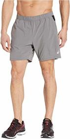 ASICS 2-in-1 Shorts 7""