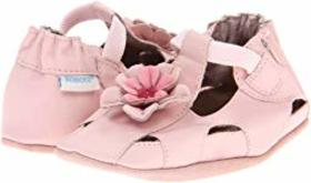 Robeez Pretty Pansy Soft Soles (Infant/Toddler)