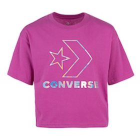Girls 7-16 Converse Shiny Graphic Tee