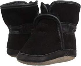 Robeez Cozy Ankle Bootie Soft Sole (Infant/Toddler
