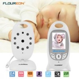 Baby Monitor, Video Baby Monitor with Camera- Wire on sale at Walmart