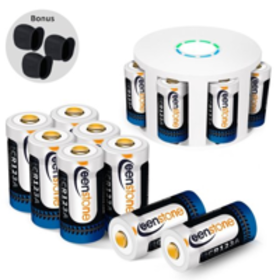 [12pcs]Arlo rechargeable security camera batteries