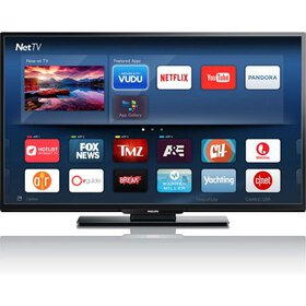 "Refurbished Philips 55"" Class 4K Smart LED TV (55P"