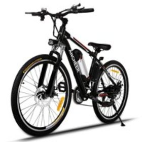 """ANCHEER 26"""" 21 Speed 36V Electric Mountain Bicycle"""