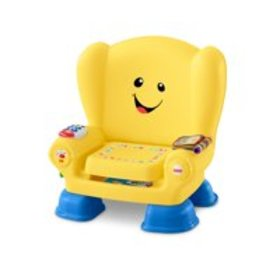 Fisher-Price Laugh & Learn Smart Stages Chair, Yel