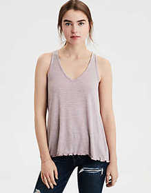 American Eagle AE V-Neck Tank Top