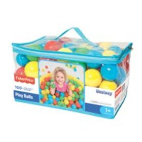 Fisher-Price 2.2 Inches 100 Play Balls