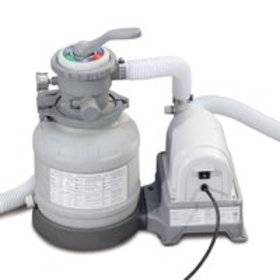Summer Waves Swimming Pool Sand Filter Pump with G