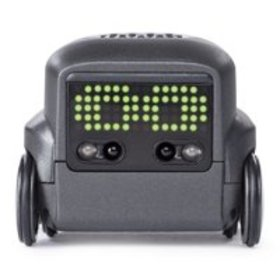 Boxer Interactive A.I. Robot Toy (Black) with Pers