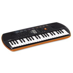 Casio SA-76 44-Key Mini Personal Keyboard 100 Tone
