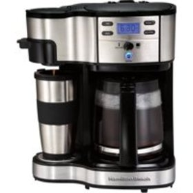 Hamilton Beach 2-Way Brewer | Model# 49980Z
