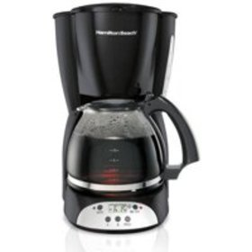 Hamilton Beach 12 Cup Programmable Coffee Maker |