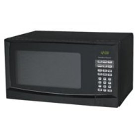 Hamilton Beach 0.9 Cu. Ft. Black Digital Microwave