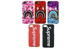 A Bathing Ape / Supreme iPhone Case for iPhone 6 6