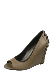 Fergie Bionic Peep Toe Wedge