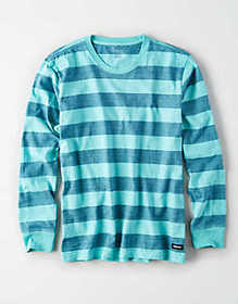 American Eagle AE Long Sleeve Striped t-shirt