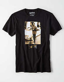 American Eagle AE Snoop Dogg Graphic T-Shirt