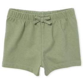 Baby And Toddler Girls Matchables Knit Shorts