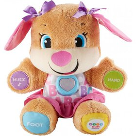 Fisher-Price Laugh & Learn Smart Stages Sis with 7