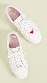 Keds x Kate Spade Ace Lips/Hearts Sneakers