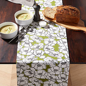 Crate Barrel Lena Table Runner