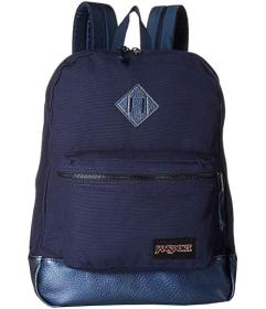 JanSport Navy/Pewter