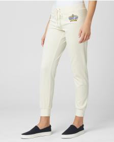 Juicy Couture Luxe Crown Velour Zuma Pant