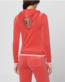 Juicy Couture Royal Juicy Velour Robertson Jacket
