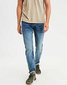 American Eagle AE Ne(X)t Level Slim Straight Jean
